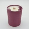 Krystalová svíčka s rubínem - Svíčky Dória