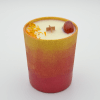 Síla - Krystalová svíčka s karneolem - Svíčky Dória