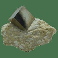 Pyrit do krystalových svíček Dória