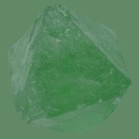 Fluorit do krystalových svíček Dória