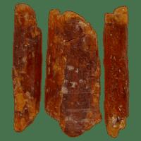 Kyanit oranžový do krystalových svíček Dória