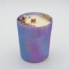 Krystalová svíčka s perletí - Svíčky Dória