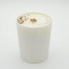 Krystalová svíčka se selenitem - Svíčky Dória