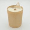 Posvátnost - Krystalová svíčka s křišťálem - Svíčky Dória